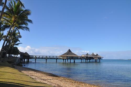 Anse Vata Bay, Noumea, New Caledonia
