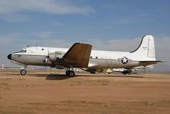 56514 Douglas C-54Q US Navy (eigjb) Tags: california museum us airport force riverside aircraft air united navy states preserved douglas tanker dc4 c54 kriv marchafb 56514 marchfieldmuseum n67062 r5d3 4272636 c54q c54d tanker148 centralairservices