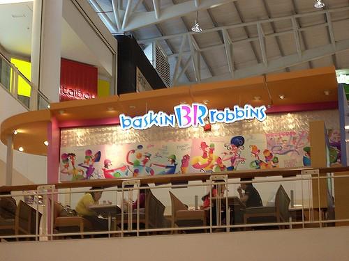 DSCN2483 Baskin Robbins, Penang