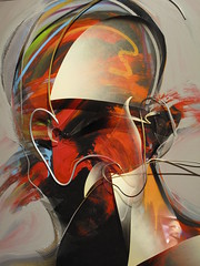 adam neate (annar_50) Tags: new urban adam art painting wire paint rooms canvas plastic lester understanding elms neate