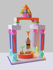 Paper Art - Paper Doll and Castle (Carlos N. Molina - Paper Art) Tags: arte paperdoll papercastle 3dpaperart paperarchitecture paperforms origamipapel papersculpturespaperartpaperdecorationspapercraftpaperconstructionspapermodulesmodularconstructionspapelartesaniapuertoricopuertoricanartistpaperartistorigamikirigamipapermodelscardmodelscarlosnmolinawwwcarlosnmolinacom papermoduleskirigami