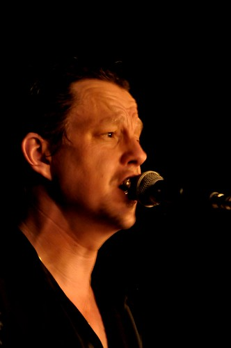 Ian Siegal Live in Warrington Blues Club