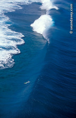 A tubing wave at Teahupoo in Tahiti, viewed from a helicopter. (Sean Davey Photography) Tags: pictures color green nature vertical energy power wave alternativeenergy curl tahiti overview arielview greenenergy frenchpolynesia greenpower oceanwave teahupoo seawave alternativepower oceanswell seandavey oceanpower seaswell perfectsurf photographyfineart finephotographyart curlingwave wavesenergy seawaveenergy oceanenergy oceanwavepictures seandaveyphotography seandaveyfineart