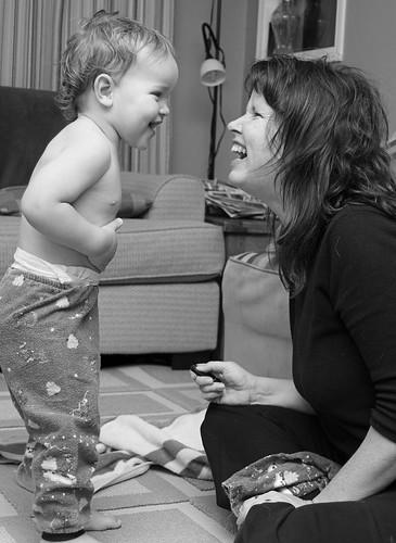 317b:365 Playing with Mum