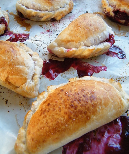 Blackberry Empanadas (Turnovers) by katiealley on Flickr