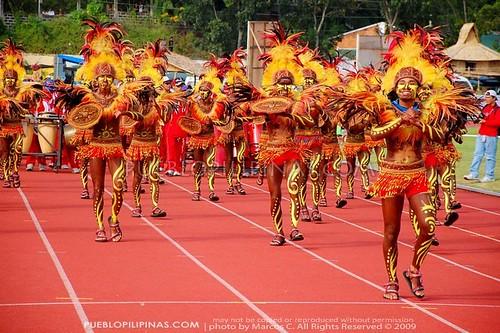 Dinagyang Festival - Western Visayas Tourism Assembly 2009