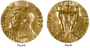 Nobel Peace Medal