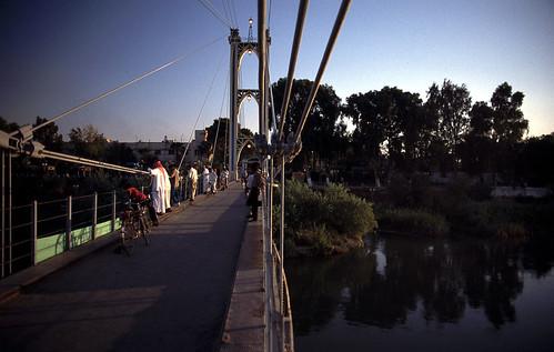 Euphrates River, Deir ez-Zor, Syria