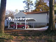 SteelMaster Steel Carport