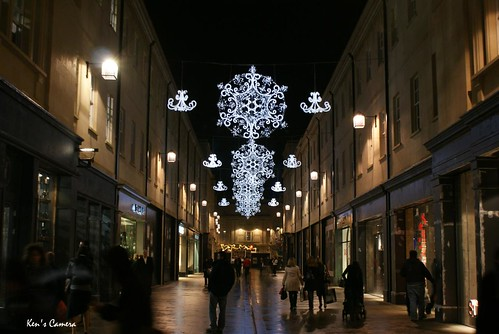 Street Christmas Lights