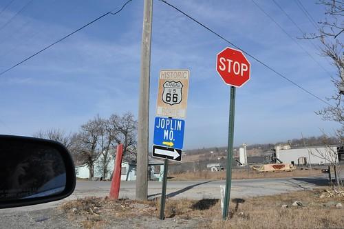 Route 66 to Santa Fe