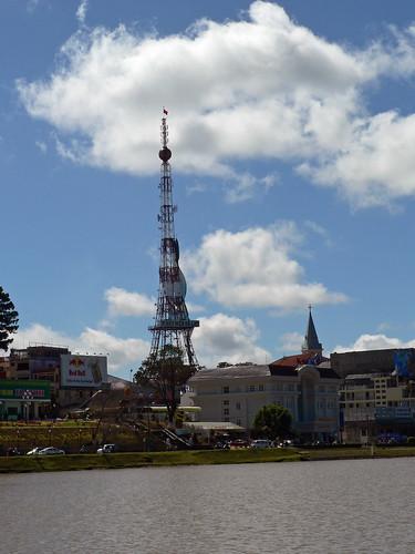 Eiffel tower dalat style
