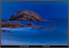 L'Illa (vfr800roja) Tags: nikon girona costabrava lilla tossademar largaexposición d700 tff1 antonitorres