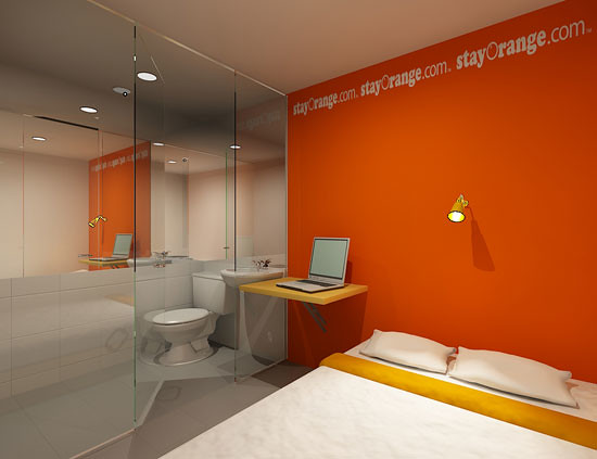 StayOrange_Room