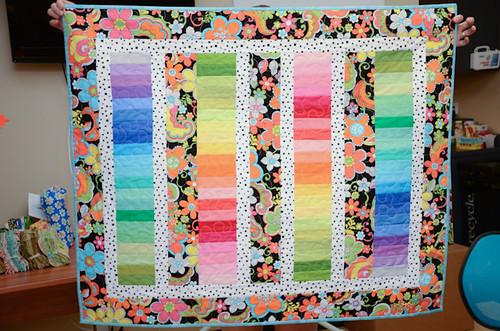 Kona Challenge Quilts Sacramento Modern Quilt Guild