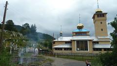 Kerkje in de Karpaten