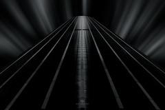 OBSERVATION (Andreas Bücker Photoart) Tags: paris france montparnasse tower building europe blackandwhite fineart finearts blackwhite skyscraper architecture observation tourmontparnasse