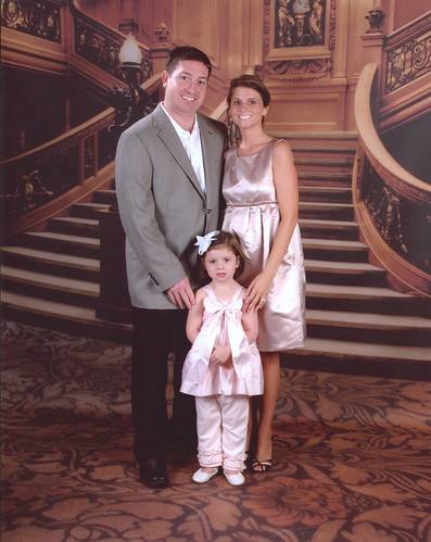 Thompson Family Formal Standing