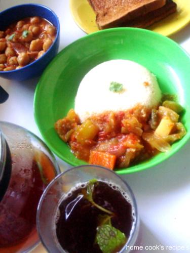 Moraccan Feast