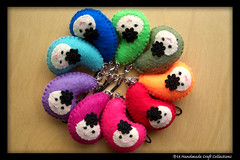Handmade Cutie Curvy Charms ( Handmade Craft Collections) Tags: colors handmade cutie round multiple charms handphone
