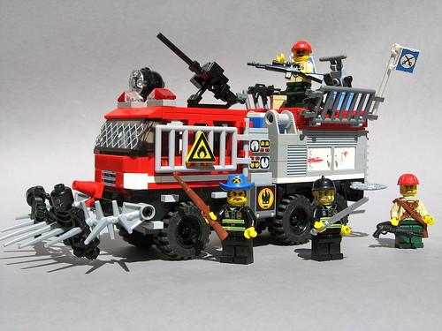 TATRA Dráček (apoca Lego truck)
