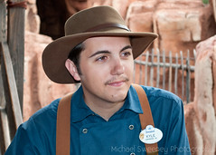 Kyle - Castmember on Big Thunder Mountain