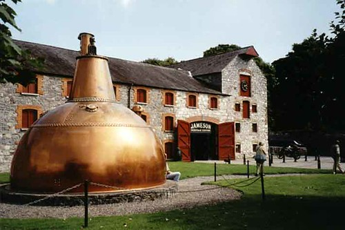 Discover the history of Irish whiskey at the Old Midleton ...