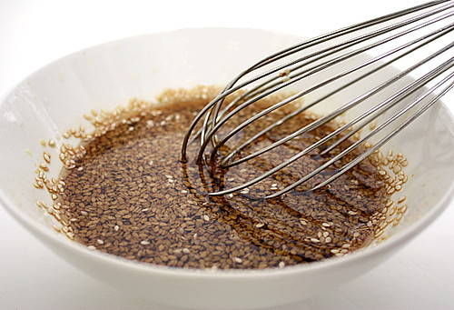 soy and sesame dressing