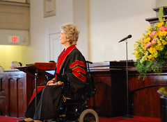 Joni Eareckson Tada at Park Street Church