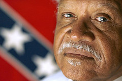 Nelson Winbush - Defending His Confederate Pride (J. Stephen Conn) Tags: portrait confederate civilwar blackhistory warbetweenthestates sonsofconfederateveterans blackconfederates