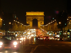 Champs Elysses.  Photo by johan.seland.