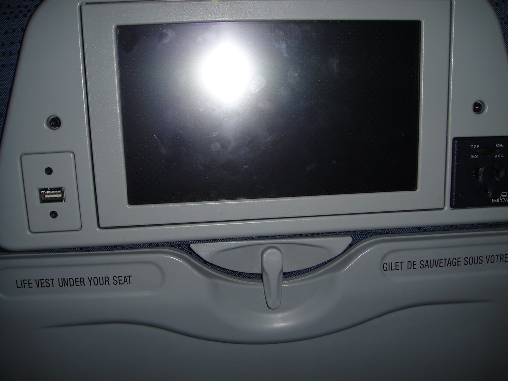 Air Canada's new technology