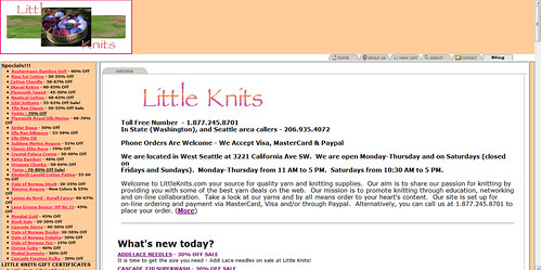 papyrus little knits