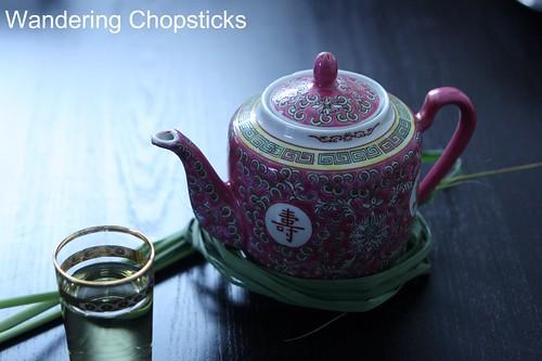 Tra Xa (Vietnamese Lemongrass Tea) 3