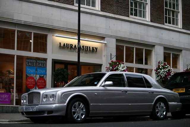 Bentley Arnage RL.