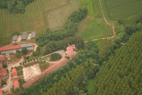 A farm near Morimondo
