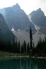 Untitled (doubleaphotoalbum) Tags: nationalpark ab alberta banff banffnationalpark morainelake
