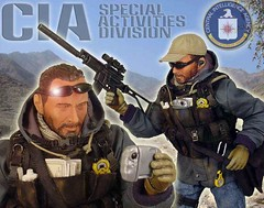 "CIA Special Activities Division ""Afghanis..."