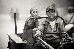 (tomms) Tags: street blackandwhite driving laos savedbythedeletemeuncensoredgroup muangsing savetomms