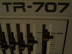 (paquito paquito paquito) Tags: drum machine roland rhythm composer tr707