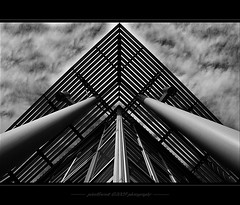 ... explore day 237/365 ... (oliver's | photography) Tags: city bw digital photoshop canon germany deutschland photography eos visions flickr raw adobephotoshop view image  explore adobe stadt frame blick copyrighted pixelwork blackwhitephotos blacksndwhite canoneos50d skytheme erkunden sigma1770mmf2845dchsm unusualviewsperspectives pixelwork09photography oliverhoell framephotoscape allphotoscopyrighted