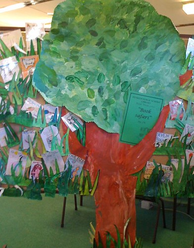 Book safari tree by 3M