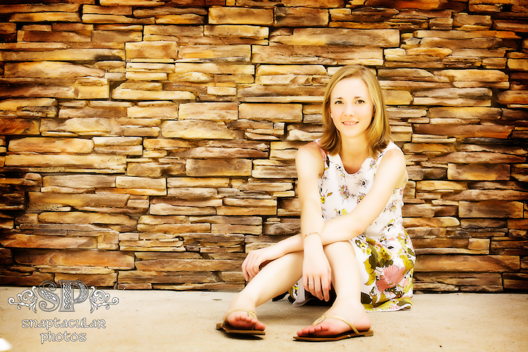 erica's senior portrait session at oyster creek park, sugar land, tx