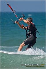 Kitesurf Valdearenas 2009-08-14 14 (Alberto Fernndez) Tags: espaa spain surf minolta alberto 7d konica dynax kitesurf km cantabria maxxum konicaminolta liencres pielagos valdearenas albertofernndez