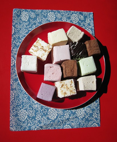 Marshmallows from Sweetness The Patisserie, Epping
