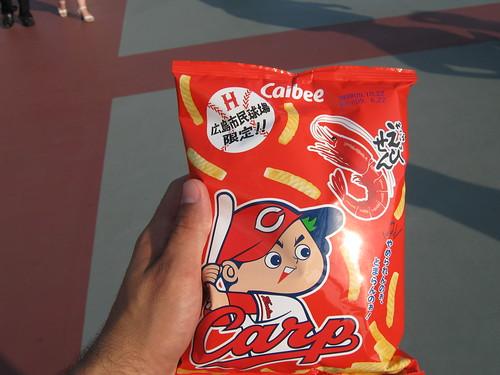 Hiroshima Carp Calbee