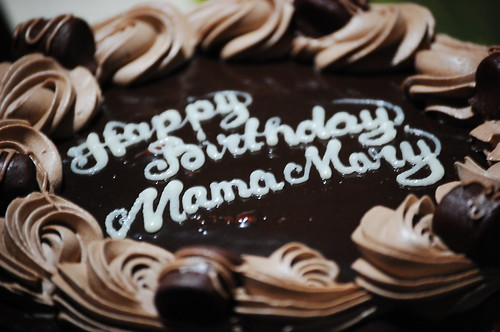 mama mary birthday