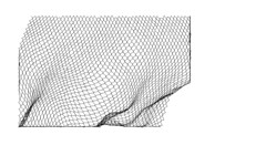 (lennyjpg) Tags: net lines fence print code wire structure generative animation pdf zaun vectors hag netz processingorg scetch maschendrahtzaun oneline vertices