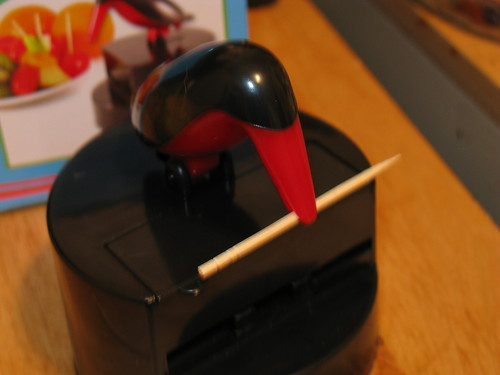 Toothpick Bird!