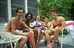 Pool Party 1999 (Joe Shlabotnik) Tags: 1999 sue poolparty faved july1999 dougn 16dundalk